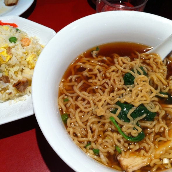 Ramen @ Sapporo Restaurant