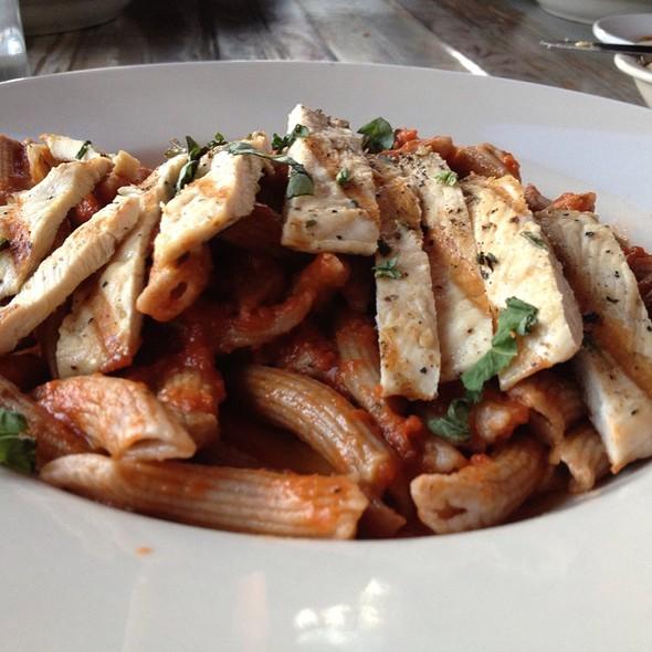 Whole Wheat Penne With Pomodoro And Chicken - Mirko Pasta - Buckhead, Atlanta, GA