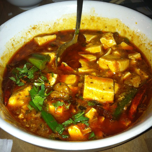 Ma Po Tofu @ Mission Chinese Food