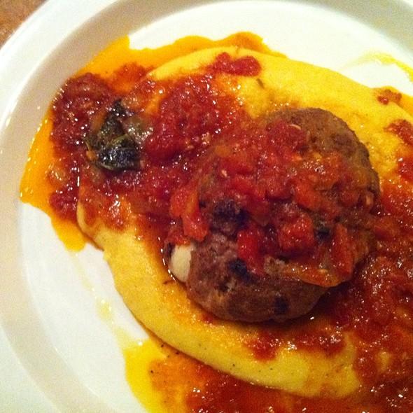 Lamb Polpettone @ Mad Tomato