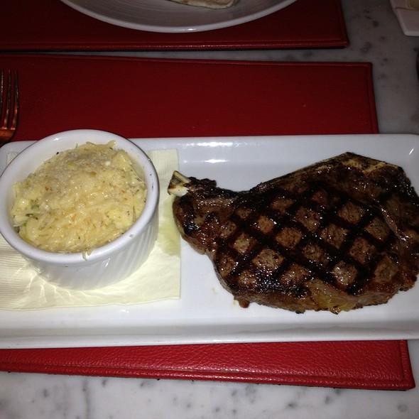 Sirloin Steak @ Fishtail