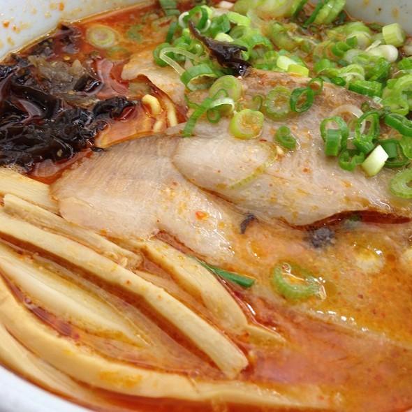Toriniku Spicy Miso Ramen