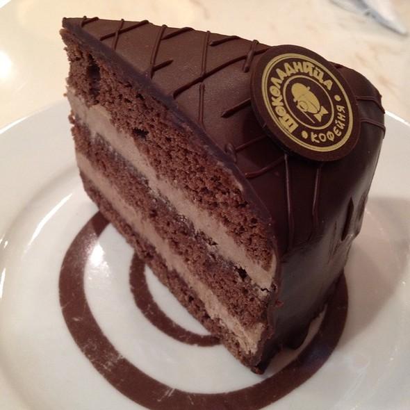 Торт шоколадница фото