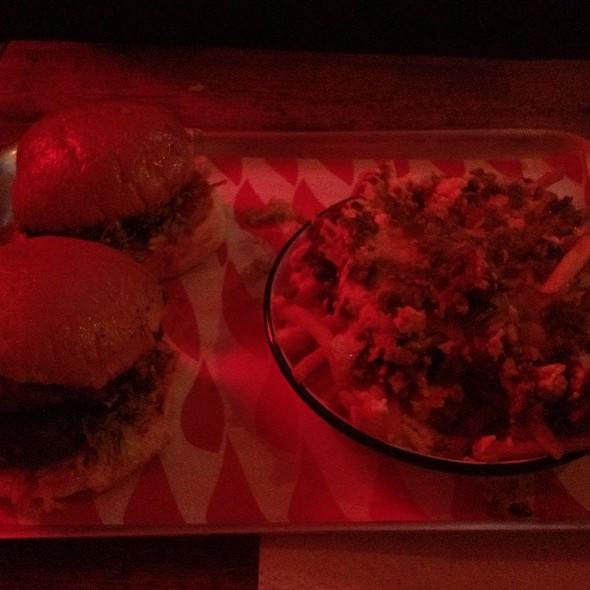 Bacon Cheese Burger @ MEATliquor