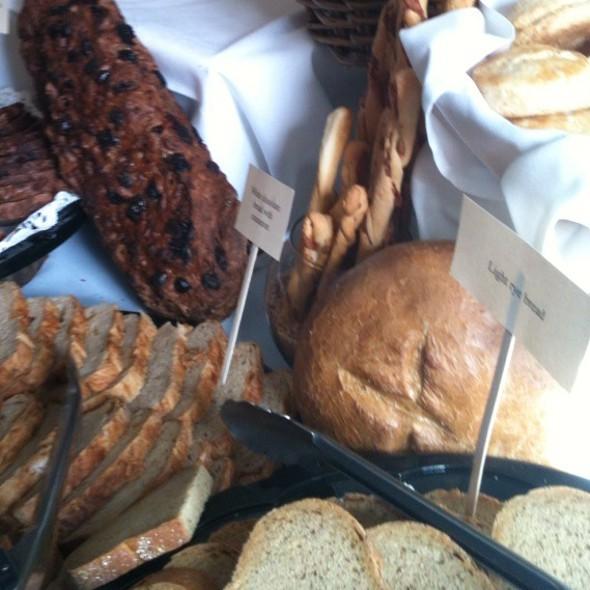 lunch buffet @ Newbury College