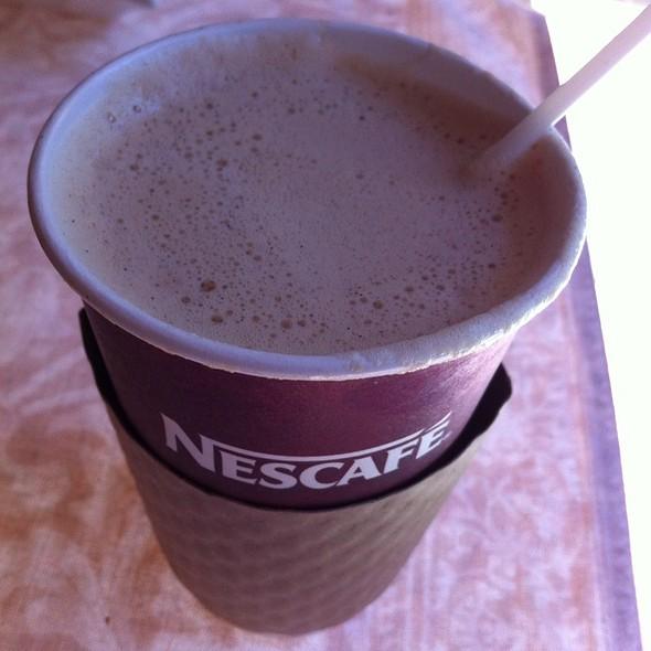 Nescafe Vanilla Latte @ ampm