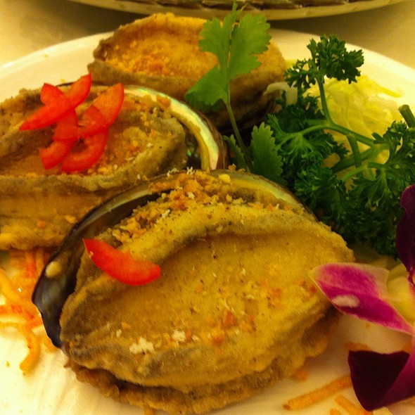 Salt And Pepper Abalone @ Loaf On