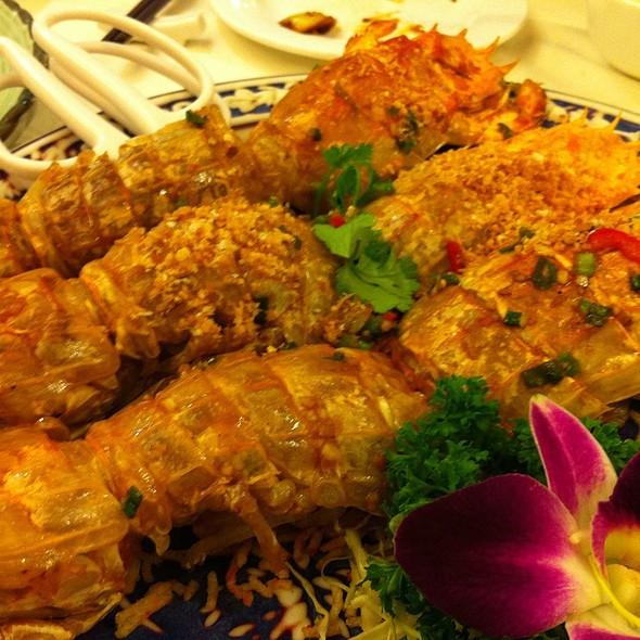 Salt And Pepper Mantis Shrimp @ Loaf On