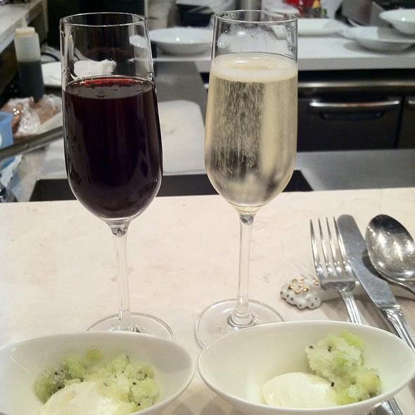 Amuse Bouche @ Dessert Club ChikaLicious
