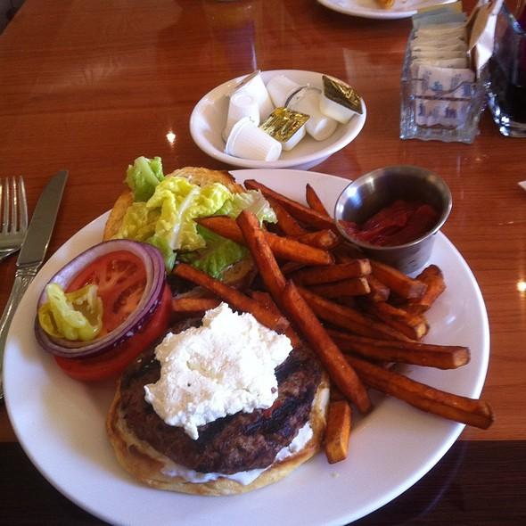L Lamb Burger - Lillies, Washington, DC