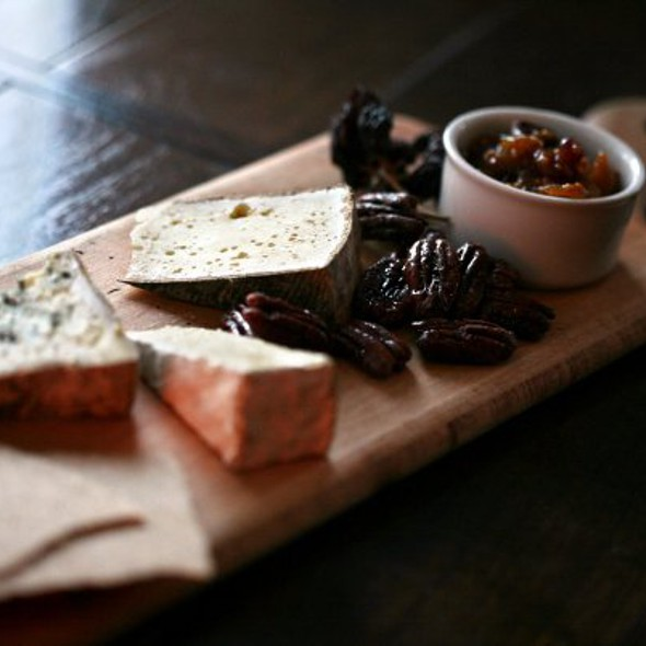 Cheese Platter @ Craft Dallas