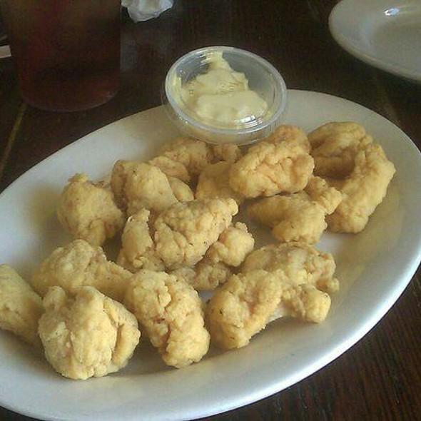 Fried Gator