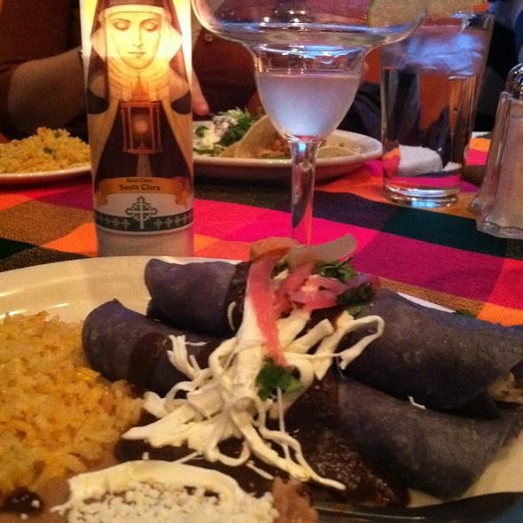 Mole Enchilada @ Rio Tomatlan