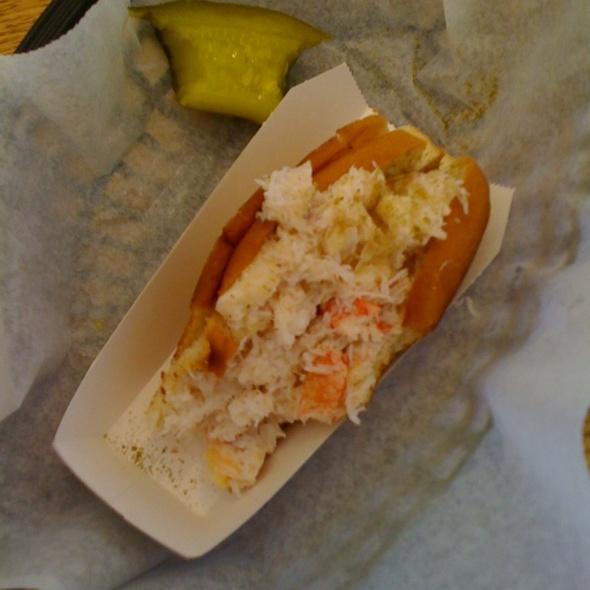 Crab N Lobster Roll @ Luke's Lobster
