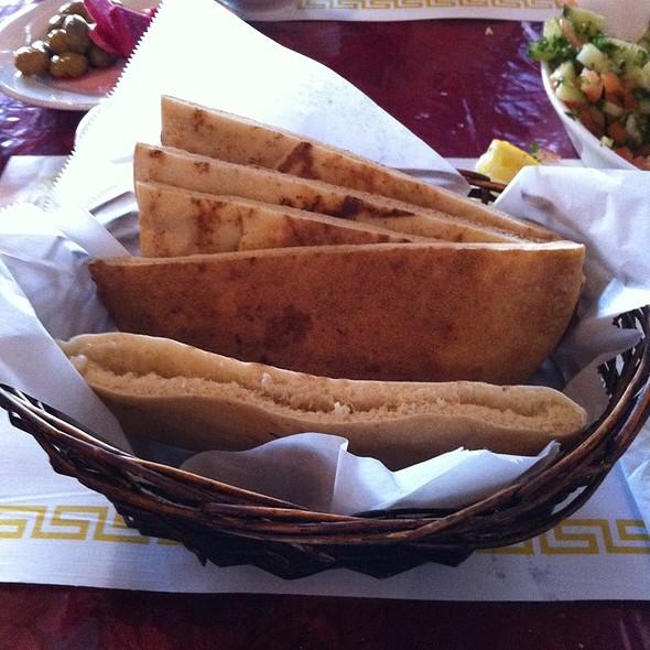 Pita Bread @ Old Jerusalem