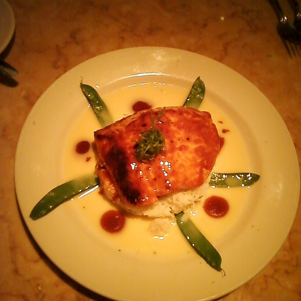 Miso Salmon @ Cheesecake Factory