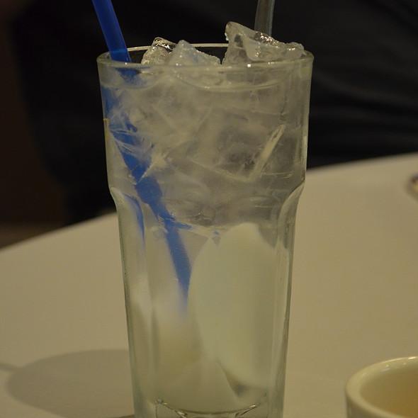 Coconut Juice @ Bau Truong Restaurant