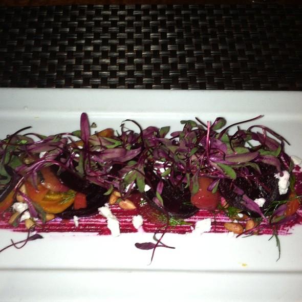 Beet Salad @ Vermillion Restaurant