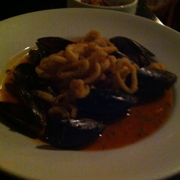 Mussels & Calamari - The Rumor Mill, Ellicott City, MD
