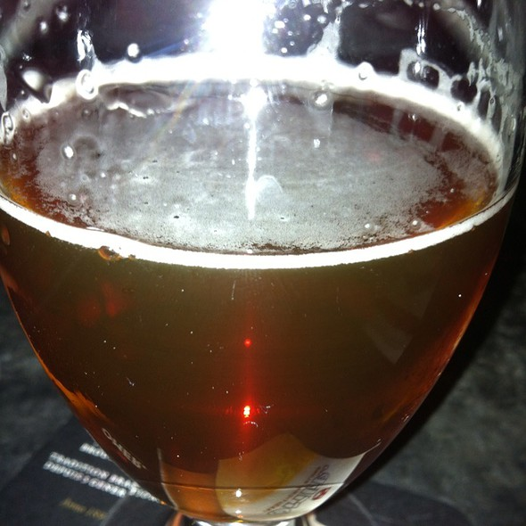 Yards Thomas Jefferson Ale @ The Sidecar Bar & Grille