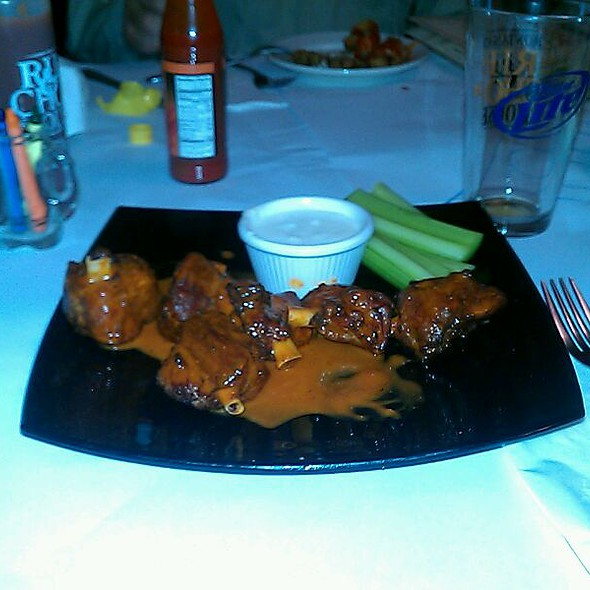 buffalo pork wings