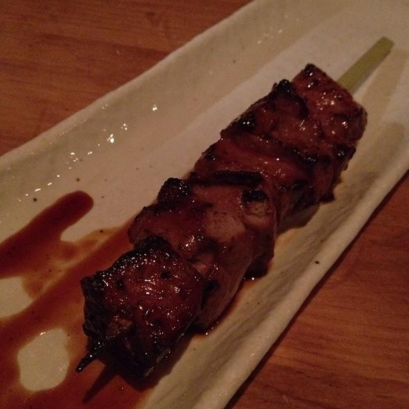 Kobe Beef Liver @ Aburiya Raku Restaurant