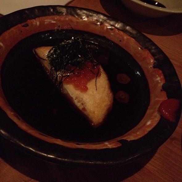 Agedashi Tofu @ Aburiya Raku Restaurant