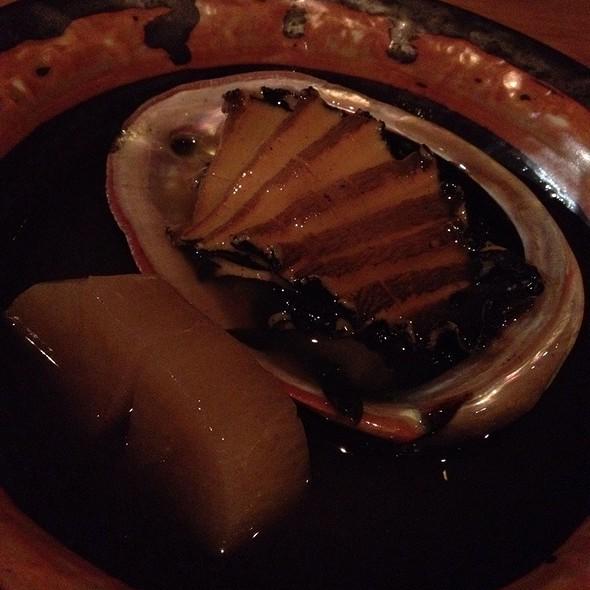 Abalone @ Aburiya Raku Restaurant