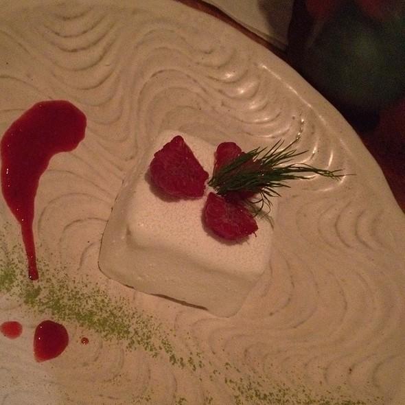 Japanese Cheese Cake @ Aburiya Raku Restaurant