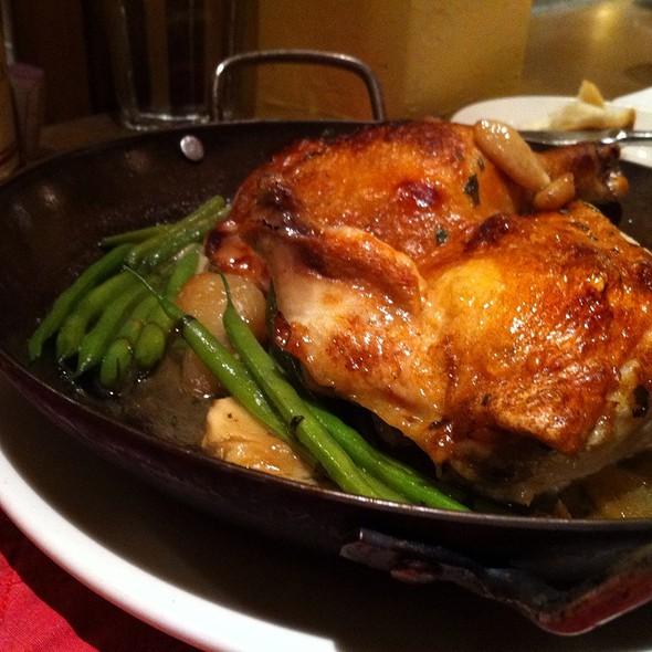Roast Chicken @ Bistro Des Copains