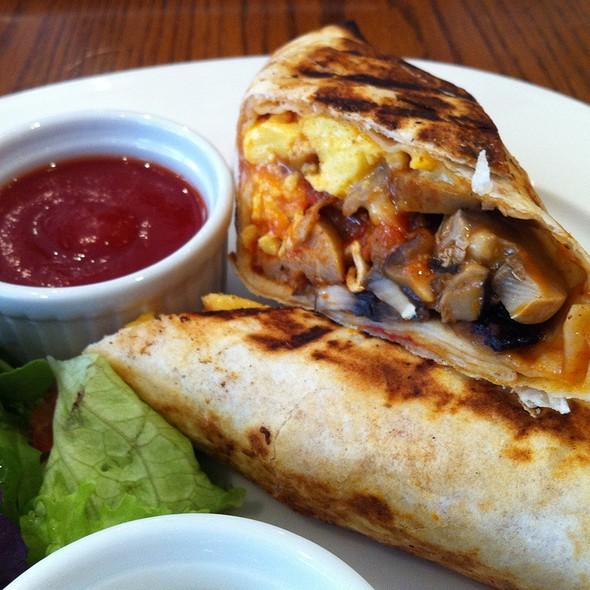 Brekky Burrito @ Oolaa