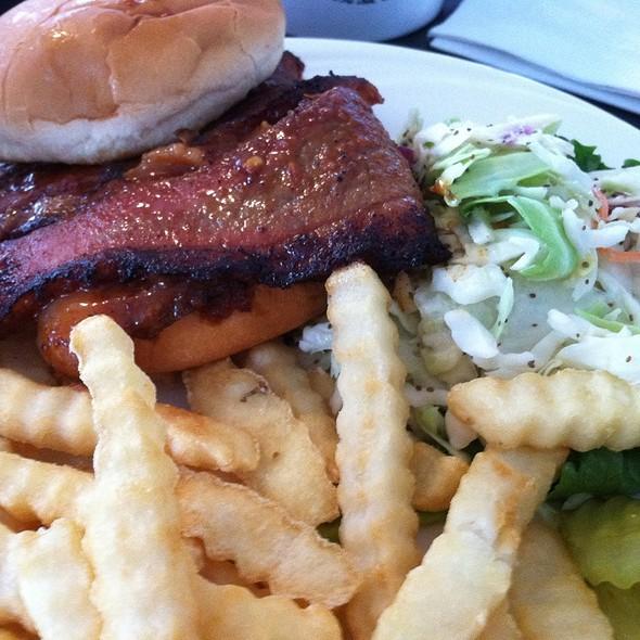 Texas Beef Brisket @ Doc Taylor's Restaurant