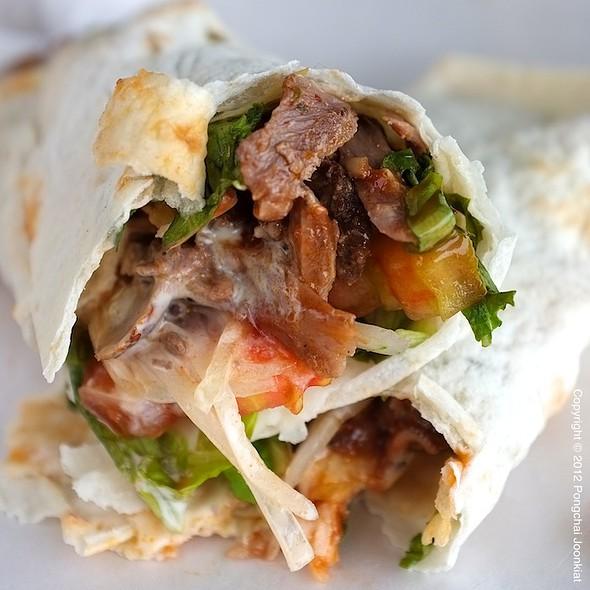 Lavas Beef Doner Kebab