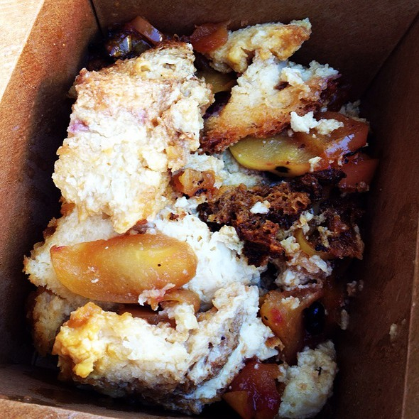 Bread Pudding @ Tartine Bakery