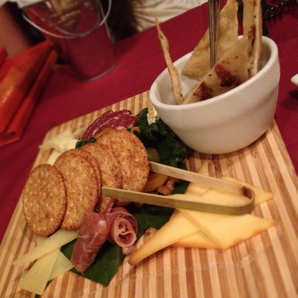 Cheese Plate @ The Grove