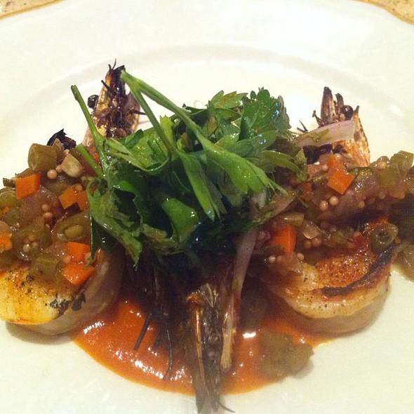 Shrimp @ Smoke Restaurant