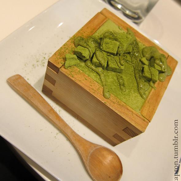 Green Tearamisu @ Spot Dessert Bar
