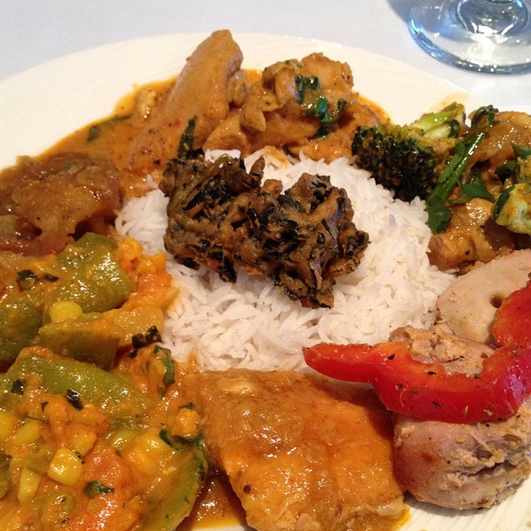 lunch buffet - Nawab Indian Cuisine - Norfolk, Norfolk, VA