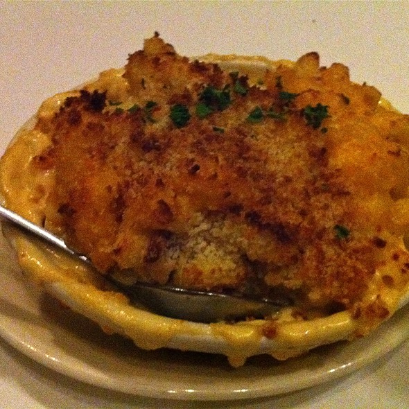 Mac and Cheese - Morton's The Steakhouse - San Jose, San Jose, CA
