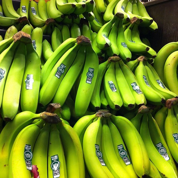 Bananas @ Whole Foods Market - Green Hills