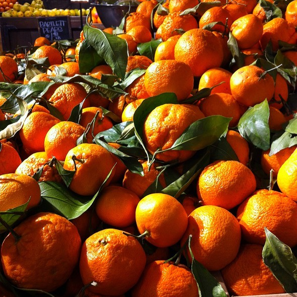 Stem & Leaf Satsumas @ Whole Foods Market - Green Hills