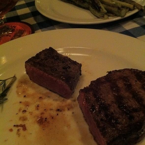 Steak @ Allen's Restaurant On The Danforth