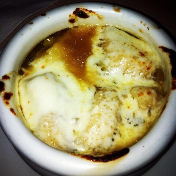Onion Soup @ Crepes & Waffle