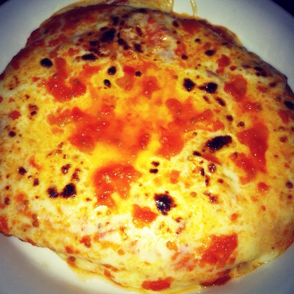 Mozzarella Pocket @ Crepes & Waffle