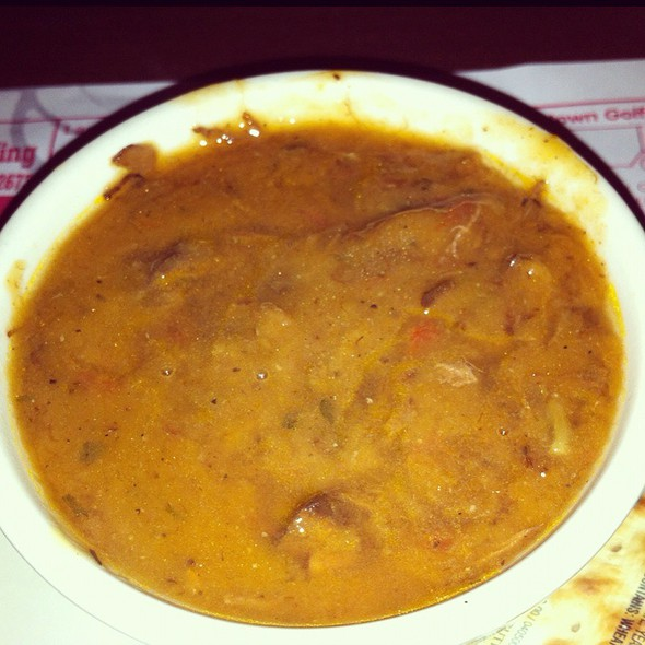 Snapper Turtle Soup @ Coventry Pub