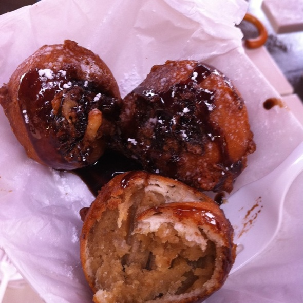 Fried Cookie Dough @ State Fair Of Texas
