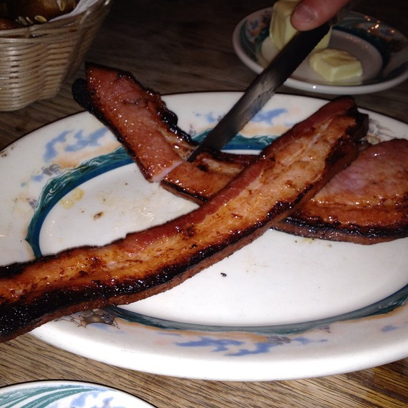 Bacon @ Peter Luger Steakhouse