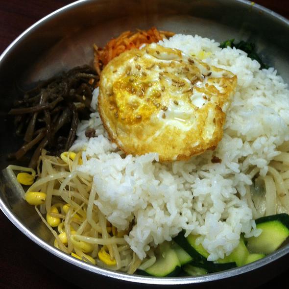 bimbimbap @ Arirang Oriental Market