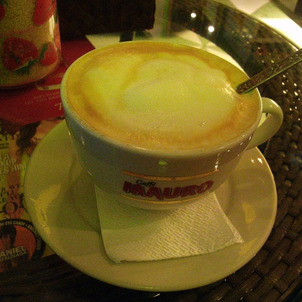 Hot Cappucino