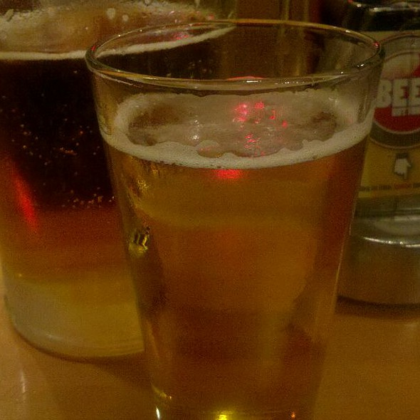 Beer @ Shakey's Pizza Parlor